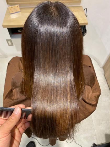 【話題沸騰】💙髪質改善酸熱トリートメント💙《スタンダード》