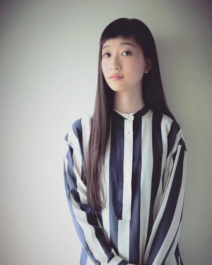 秋色のヘアカラーでツヤツヤチェンジ☆ hair&spa  an contour所属・伊藤由佳梨のスタイル
