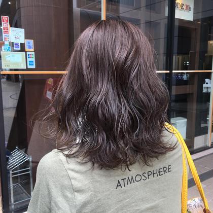 MODEK's阿倍野店所属・高岡勇希のスタイル