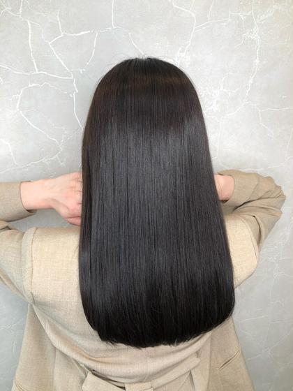 ❣️髪質改善ストレート❣️【縮毛矯正】ナノスチーム付き➕カット