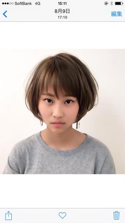 KINGDOM港南台店所属・吉澤安華のスタイル