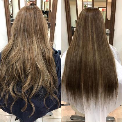 ⭐️髪質改善カット⭐️