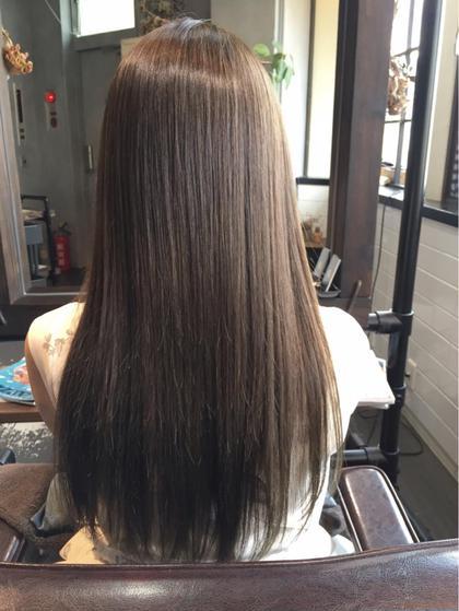 広がり解消✨髪質改善カラー(OHモイスチャーカラー)炭酸泉付き