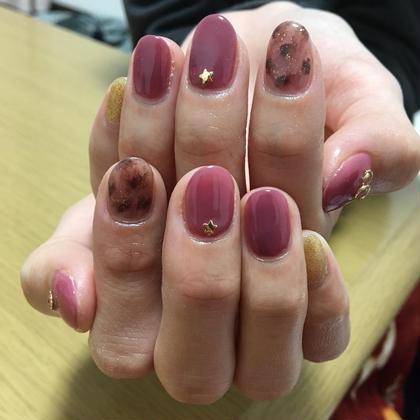 お客様ネイル♡ Lulu nail所属・佐藤晴のフォト