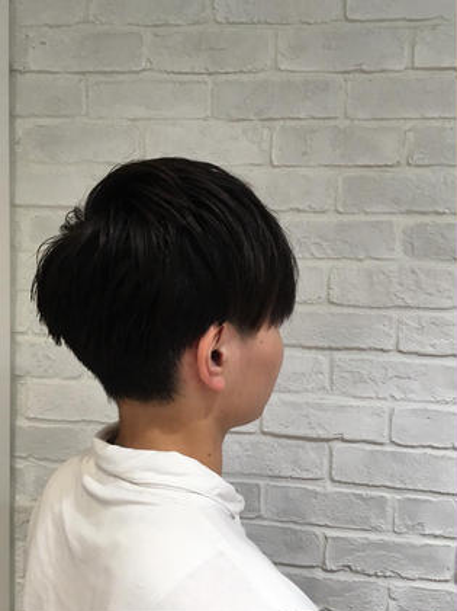⭐️メンズカット &髪質+頭皮ケアトリートメント