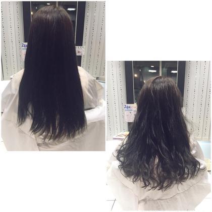 hair&make VIV所属・横尾夏帆のスタイル