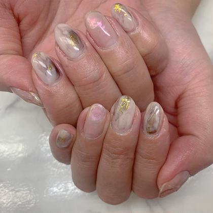 (自店オフあり)ニュアンスコース♪イマドキお洒落nail☆80分6520円