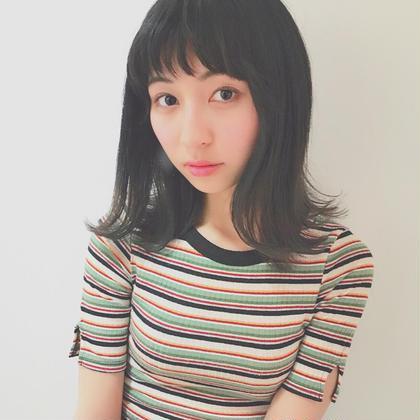 AXIS所属・内田結子のスタイル