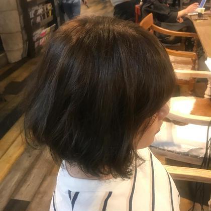 オリーブブラウン hair resortAi東陽町店所属・髪質改善/外国人風ヘアカラー/小泉賢徒のスタイル
