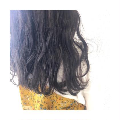 ⭐︎透明感カラー & 似合わせカット & トリートメント & ヘッドスパ
