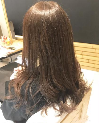 Hair resor粋lima所属・みずがみちかのスタイル