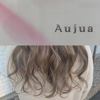 ✂︎カット&aujuaフルトリートメントor aujuaフルスパ