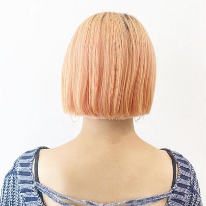 【#minimo限定///2回目】ケアブリーチ+ カラー +トリートメント¥13500