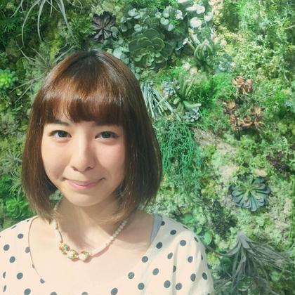 モデルさんに合った透明感を意識しました。 hairsalonsasa所属・山岸一樹のスタイル