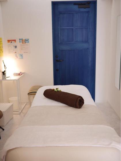 完全個室でリラックスできるプライベートルームです エステルームファンティーク所属・セラピスト深尾藍のフォト