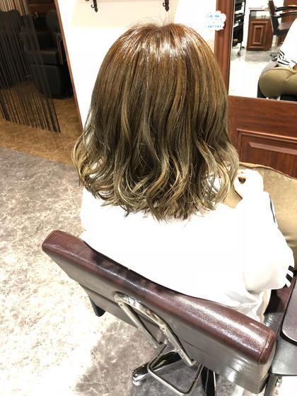 珍田佳奈子のショートのヘアスタイル