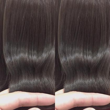 カラー ロング 髪質改善潤艶グレージュ❌サロン専用トリートメント  髪に艶と潤いを与えるグレージュと サロンでしか出来なく最高峰のトリートメントで この艶❗️‼️  みなさんびっくりされます!! 口コミにもお客様の声で効果を実感されていますので よろしければご覧ください★