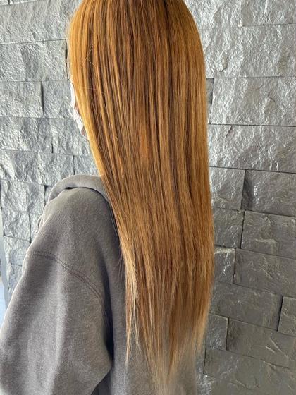 *当日すぐ予約限定*話題のうる艶髪♡カット&髪質改善ボトメントトリートメント