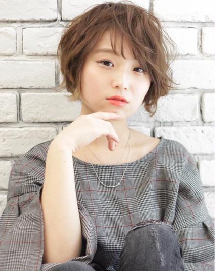 🌈1日1人限定🌈似合わせカット+スロウカラー
