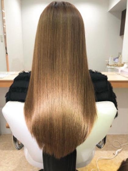 髪質改善美髪トリートメント+オージュア ダブルトリートメント+透明感モイスチャーカラー🍃ツヤ髪続く綺麗な髪の毛に✨