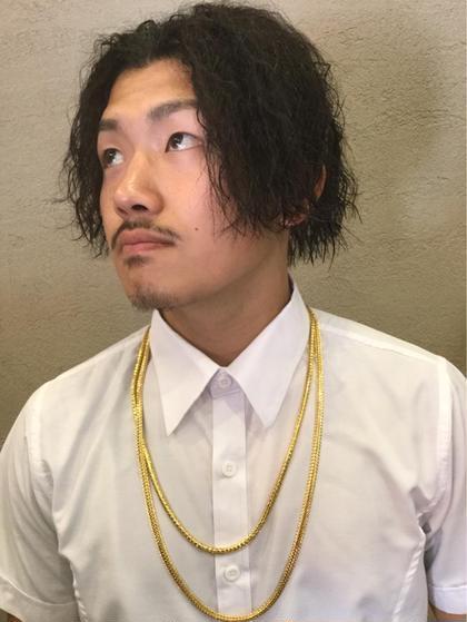 🌟男前カット+スペシャルヘッドスパコース~髪と頭皮をグッドに!