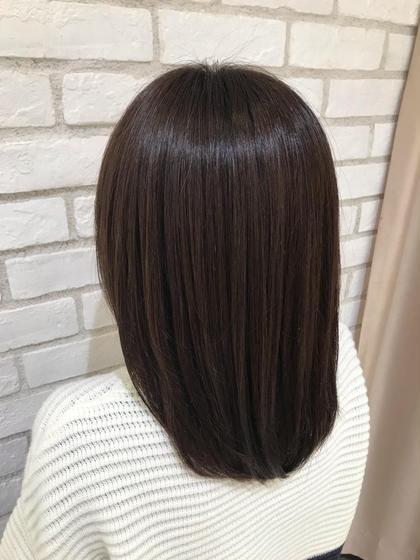 髪質改善トリートメント✨ 一度だけでもツヤツヤになります🤗