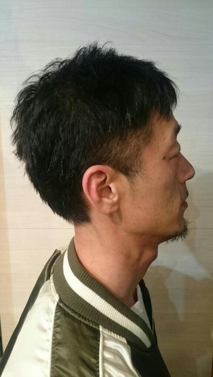 絶壁カバー 1/f HAIR GARDEN所属・森隼人のスタイル