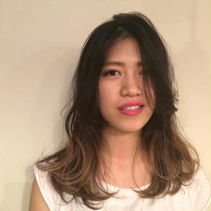 Amphi Tokyo所属・三田友里恵のスタイル