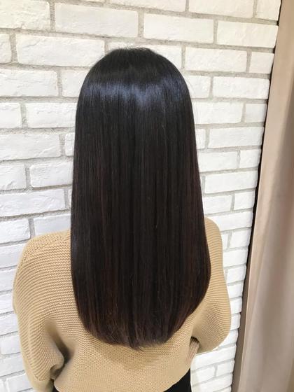 オッジオットのカスタムトリートメントで髪質改善! つやつや美髪に☆