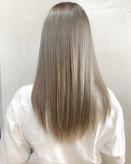 今話題‼️髪質ガラリと変わる髪質改善トリートメント🔥🔥