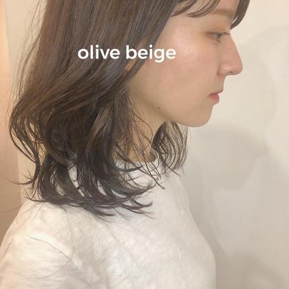 【初回.2回目の方限定🕊】イルミナカラー ➕前髪カット➕集中ケア