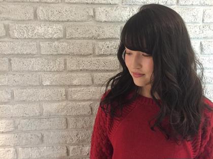 透明感あるグレージュカラー♡ MASHUADOBE店所属・藤田幸奈のスタイル