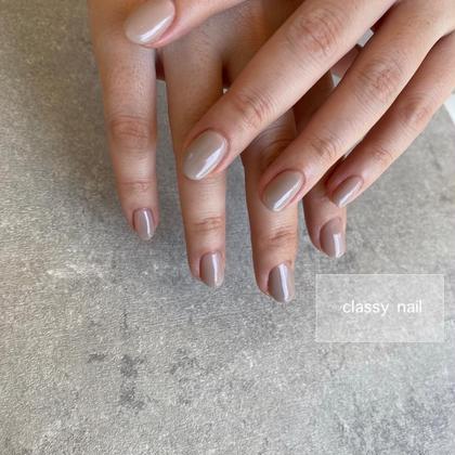 〈HAND〉【オフなし】ワンカラーorラメグラデーション