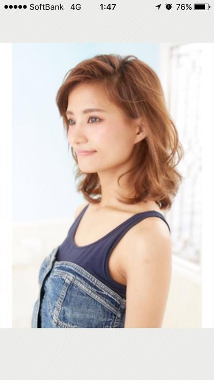 hair resort Noah所属・藤田駿紀のスタイル