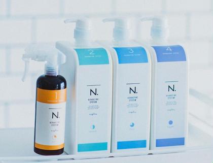 ✨髪質改善✨N.カラー+N.ケラリファインシステムトリートメント