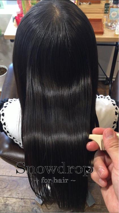 大塚卓人のロングのヘアスタイル
