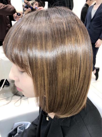 ☘カット+前髪矯正+モイスチャートリートメント☘🌈巻き髪アレンジ付き🌈