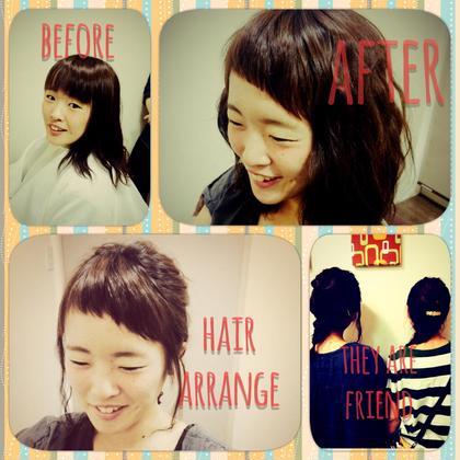 2015☆ショートバングボブ\(^o^)/ hair an floren所属・みつはしかずきのスタイル