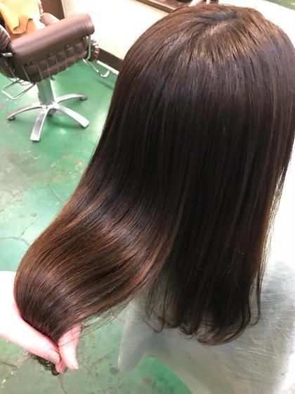 💞髪質改善 今までの傷んだ髪とはお別れ∴ ∴トキオ 5 Stepトリートメント💞