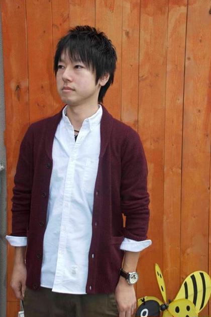 得意のナチュラルカット。 武蔵小杉周辺でメンズカットなら56hair。 56hair所属・kou艶髪師色髪師こう艶髪師色髪師のスタイル