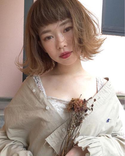 メンテナンス♡前髪カット&高濃度ミスト付オッジオットトリートメント