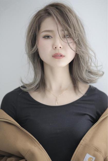 ash弥生台店所属・佐野公亮のスタイル