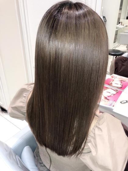 ショコラベージュ🍫✨     【Ash銀座HP】 →https://ash-hair.com/staff/20060058/    【インスタグラム】✨フォロワー10000人突破✨ →https://www.instagram.com/takaishi_ash/