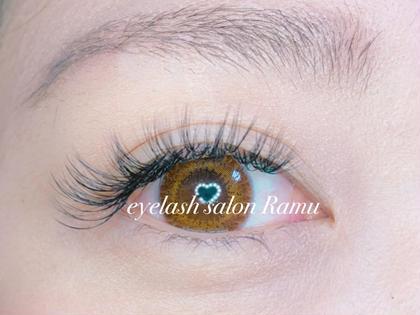 eyelashsalon Ramu所属の矢野つかさのマツエクデザイン