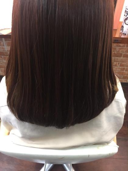 今話題のサイエンスアクアトリートメント新発想 毛髪にCMC(脂質性アミノ酸)を浸透させ、毛髪を整えて艶々の髪へ導きます!