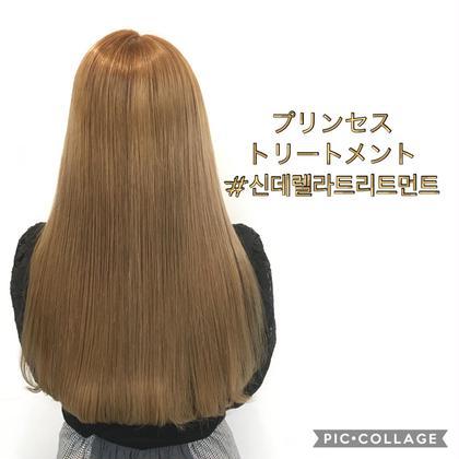 👸たった一回で髪質改善!?👸 カット+カラー+シンデレラトリートメント✨