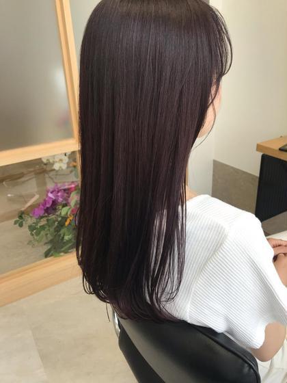 【初回】✨期間限定超特別価格✨髪質改善ストレートパーマ+メンテナンスカット ✨7.8月限定✨コスメストレート