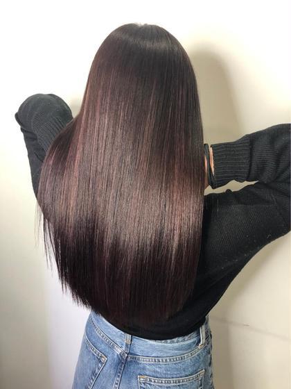 💍最高級のツヤと手触り💍 超大人気 髪質改善トリートメント💫
