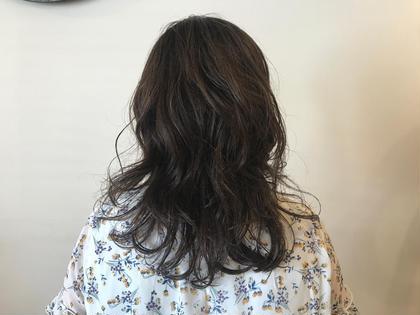 グレージュチョコ☆ reche所属・黒岩由梨のスタイル