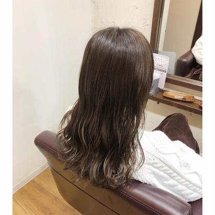 ✨人気No1✨カット+カラー+極潤oggiottoトリートメント